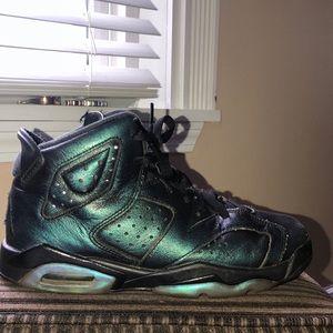 Jordan Shoes - Jorden retro 6 with pearl finish